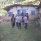 Kuwapani-school-after-earthquake-destruction