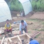 Rajendra-Nhisutu-is-and-his-team-making-zic-slate-tent